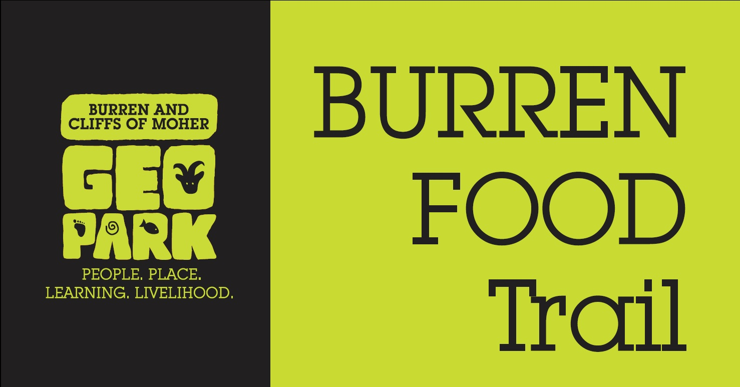 Burren Food Trail, Logo, Fish Shop
